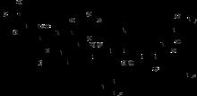 Melanotan I Molecular structure