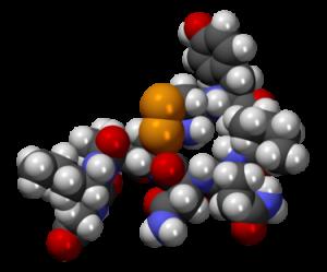 Oxitocin Molecule