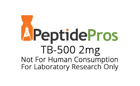 TB-500 2mg Label