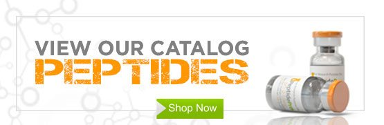 Click Here To View All of Our Catalog Peptides